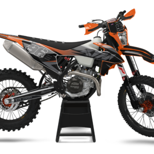 ENDURO KTM ORANGE